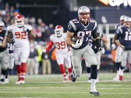 Patriots: Gronkowski kurz vor der Vertragsverl�ngerung