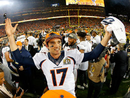 Osweiler verl�sst Super-Bowl-Champion Denver