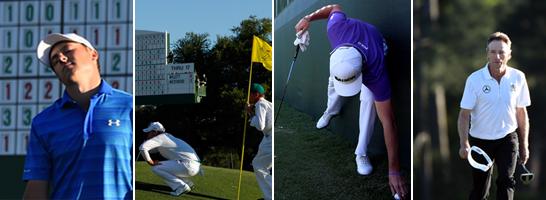 Impressionen vom 80. Masters im Augusta National Golf Club