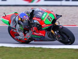 Empfehlungsschreiben: Stafen Bradl wurde in der MotoGP in Assen Achter.