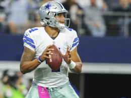 Rookie Prescott crasht Favres Lambeau-Party