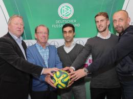 Futsal-Länderspiel-Premiere mit einem Ex-Hertha-Profi