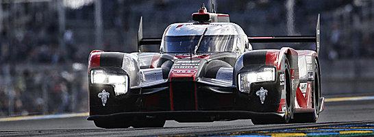 Die Boliden sind Geschichte: Audi zieht sich aus Le Mans und der Langstrecken-WM zurück.