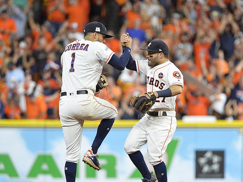 Dodgers gewinnen Auftakt der World Series