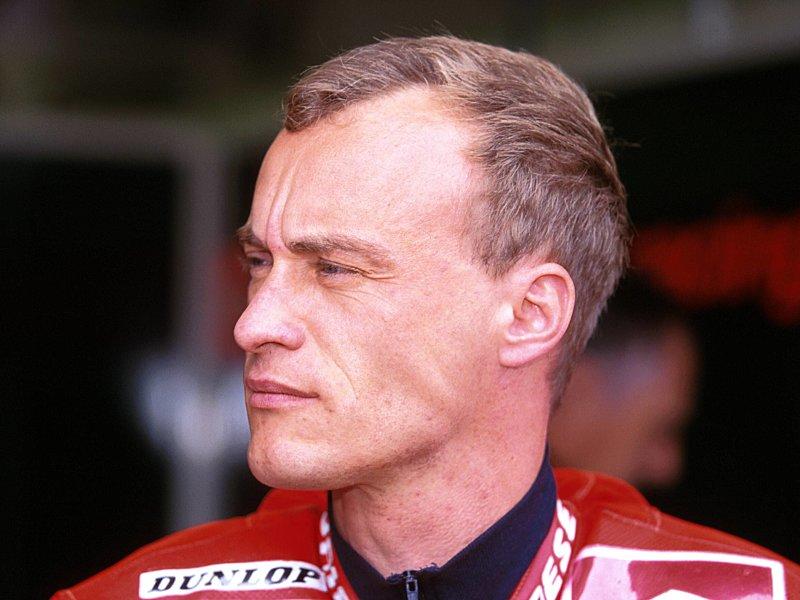 Deutsche Motorrad-Legende Ralf Waldmann († 51) ist tot