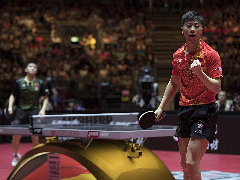 Deutschland: Boll nach Sieg über Freitas im Viertelfinale