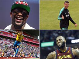Mayweather hängt alle ab: Die Top-Verdiener im Sport