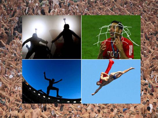 Bei jedem gro�en Sportereignis liegen die Fotografen mit ihren riesigen Teleobjektiven auf der Lauer. Manchmal entscheiden Bruchteile von Sekunden �ber ein gutes oder schlechtes Bild. Die nachfolgende Bildergalerie ist eine kleine Auswahl dieser speziellen, etwas anderen Momente eines Sportjahres.