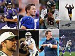 Brady, Rodgers, Manning - Die NFL-Quarterbacks 2015