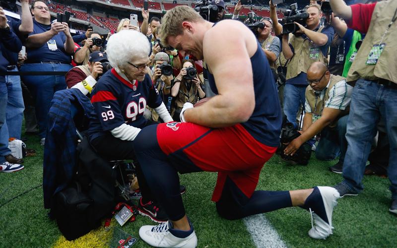 Dosen, Frost und Frust: Die Wild-Card-Spiele der NFL