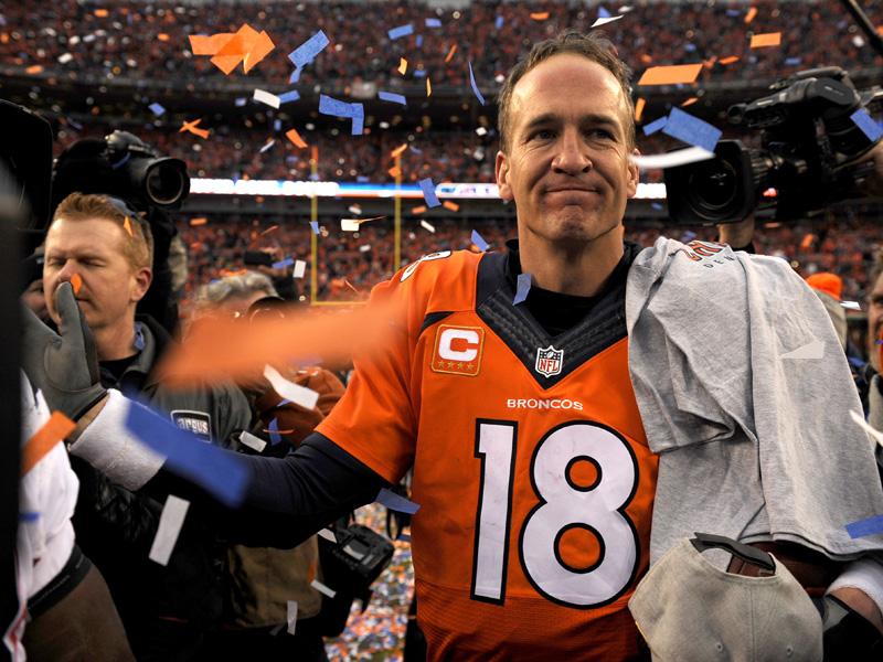Brady und der Manning-Fluch - Newton und der