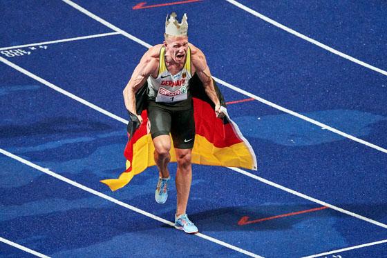 "Bernd Thissen - ""King of 2018"""