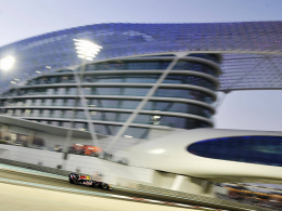 Yas Marina: Formel-1-M�rchen aus 1001 Nacht