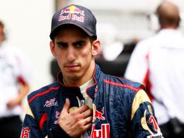 Bleibt Toro Rosso treu: Der Schweizer Formel-1-Pilot Sebastian Buemi.