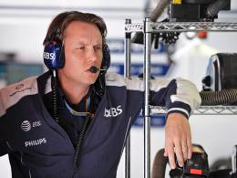 Team-Wechsel: Technik-Direktor Sam Michael verlässt Williams und wird Sportdirektor bei McLaren.