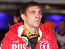 Nun hat's doch noch mit einem F1-Cockpit geklappt: Der Russe Vitaly Petrov fährt künftig für Caterham.