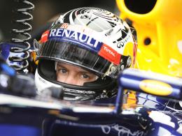 Peilt in Shanghai den ersten Saisonsieg an: Red-Bull-Pilot Sebastian Vettel.