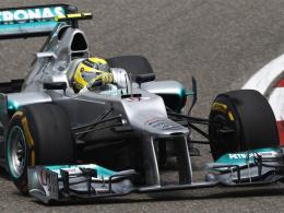 Polesetter: Nico Rosberg war am Samstag Schnellster im Qualifying.
