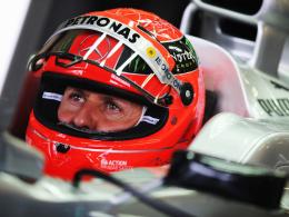 Hofft auf den Verbleib der Formel 1 auf dem Nürburgring: Rekordweltmeister Michael Schumacher.