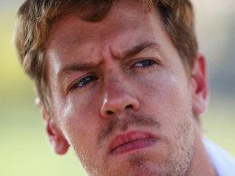 Schwarzer Sonntag: Sebastian Vettel hat in Monza an Boden verloren.