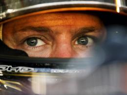 Den Titel-Hattrick im Blick: Red-Bull-Pilot Sebastian Vettel ist angriffslustig.