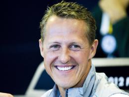 Ist mit sich im Reinen: Michael Schumacher.