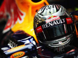 Titel-Hattrick schon in Austin? Red-Bull-Pilot Sebastian Vettel.