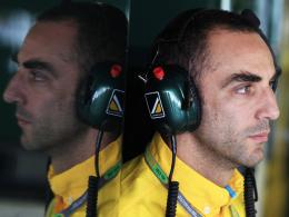 Doppelaufgabe: Caterham-Geschäftsführer Cyril Abiteboul ist nun auch Teamchef des englischen Rennstalls.