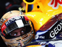 Vettel zaubert am Ende - Alonso 2,2 Sekunden zurück