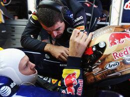 Vettel eine Klasse f�r sich
