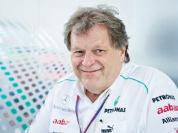 Nach 22 Jahren ist Schluss: Norbert Haug ist nicht länger Motorsportchef bei Mercedes.