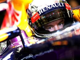 Mission Titelverteidigung hat begonnen: Red-Bull-Pilot Sebastian Vettel startete seine Testfahrten.