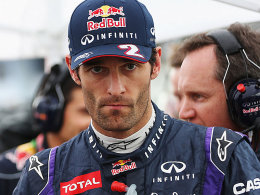 Malaysia wirkt nach: Mark Webber will in China dennoch starten.
