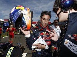 Teamchef Horner tendiert zu Räikkönen, Berater Marko macht sich für ein Talent stark - eines wie Daniel Ricciardo.