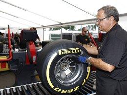 Wie sind die Pirelli-Reifen zu verwenden? Die FIA hat nun genaue Anweisungen herausgegeben.