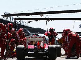 Der Druck auf das Ferrari-Team wächst.