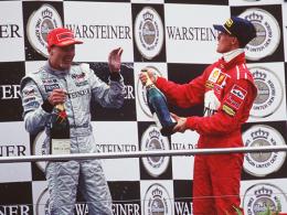Knapp geschlagen - die deutschen F1-Vizeweltmeister