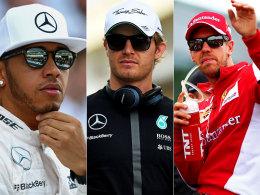 Wer wird Formel-1-Weltmeister 2016?
