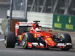 Restrisiko bei Mercedes - Vettel als rote Gefahr