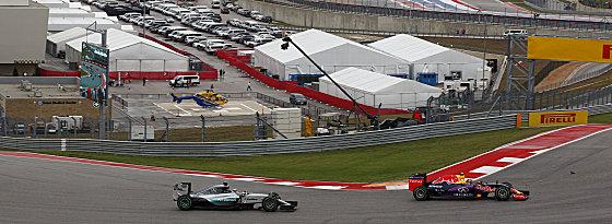 Noch ein Fragezeichen im Rennkalender 2016: der Grand Prix in Austin/Texas.