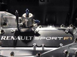 Bald wieder mehr als eine Motorenlieferant: Renault.