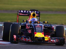 TAG Heuer: Red Bull gibt Motorenpartner bekannt