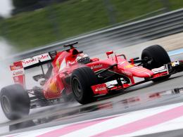 Ferrari pr�sentiert neuen Boliden am 19. Februar