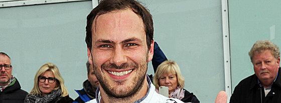 Simulationsfahrer für Williams: Der Brite Gary Paffett.