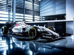 Williams zeigt FW 38 - Mercedes startet den W07