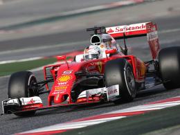 Rosbergs Fingerzeig an Hamilton - Vettels Bestzeit