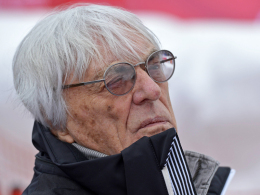 Konnte sich mit seinen Plänen nicht durchsetzen: F1-Boss Bernie Ecclestone.