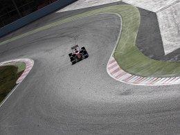 Schnell, schneller, Kimi: Kimi Räikkönen.