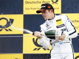 Zurück in der Formel 1: Paul di Resta wird Testfahrer bei Williams.