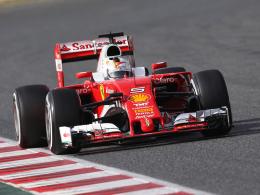 Mercedes' Balanceakt - Ecclestones Wunsch an Vettel